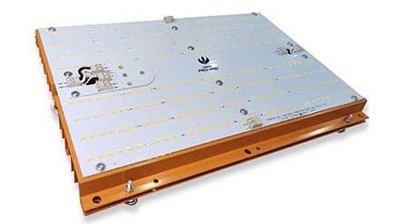 Quantum Board 120W PRO-MID / Chip Samsung LM283B + Deep RED 660nm + UV + IR