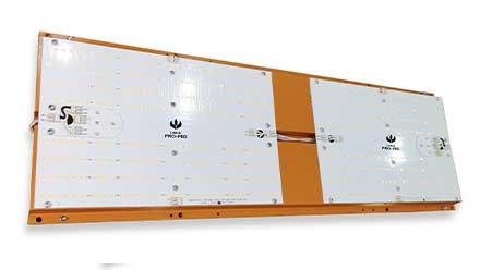 Quantum Board 240W WIDE PRO-MID / Chip Samsung LM283B + Deep RED 660nm + UV + IR